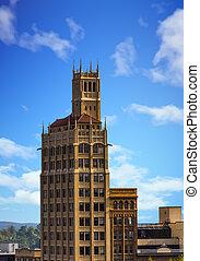 Asheville Bell Tower