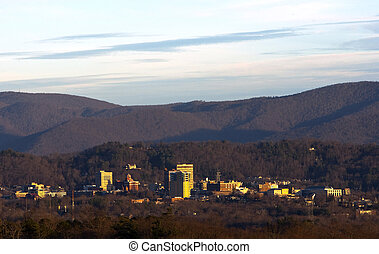 Asheville, NC - Asheville is a city in and the county seat...