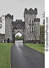 Ashford castle - HDR