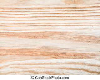 ashwood, planche, huilé, sanded