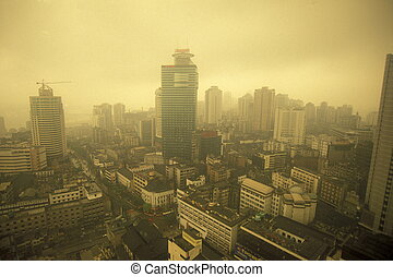 asia, china, chongqing