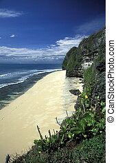ASIA INDONESIA BALI PARADISE BEACH - the Paradise Beach in...