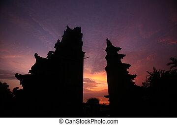 ASIA INDONESIA BALI PURA TANAH LOT TEMPLE