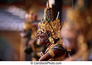 ASIA INDONESIA BALI UBUD GOA GAJAH TEMPLE - the Goa Gajah...