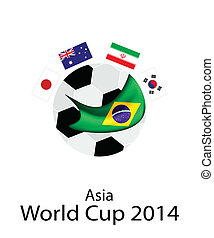 Asia Zone Qualification in 2014 Wor