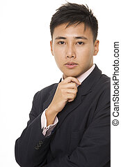 Asian Businessman 1