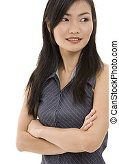 Asian Businesswoman 5