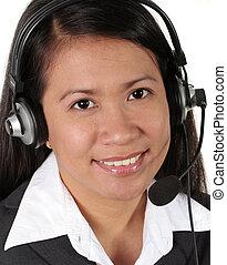 Call Center Agent - Asian Call Center Agent