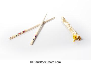Asian chopsticks