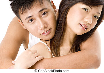 Asian Couple 2