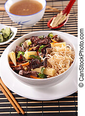 asian cuisine, chinese soup