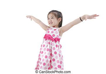 asian dziewczyna