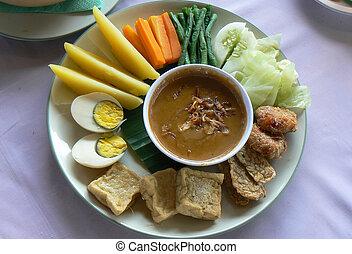 Asian Food (appetiser)