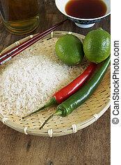 Asian food ingedients