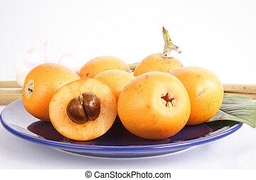Asian fruit