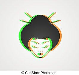 asian girl effect