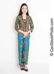 Asian girl portrait