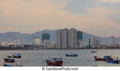 Asian Holiday Resort Nha Trang Vietnam HD Panoramic