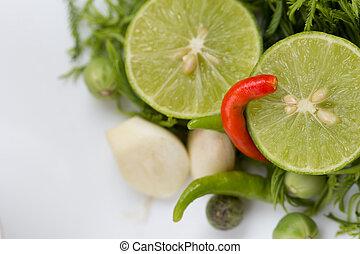 Asian ingredients food - Lemon Pepper Garlic is the spice of...