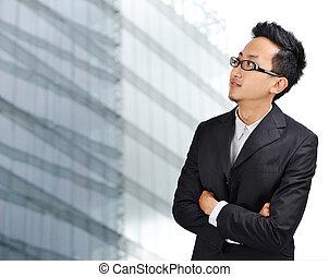 asian, młody mężczyzna