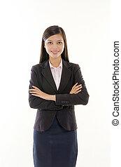 asian south east asian girl in formal wear