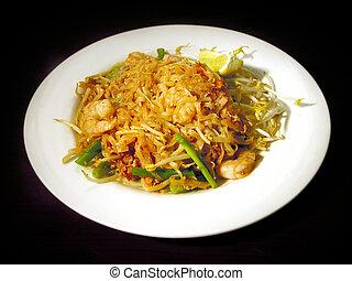 Asian Noodles - Noodle dish