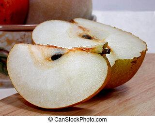 Asian Pear Slice