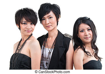 Asian pop girls