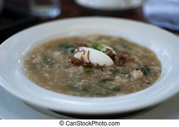 Asian Porridge