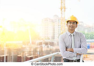 asian samczyk, umiejscawiać, kontrahent, inżynier