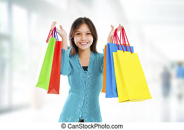 Asian Shopper