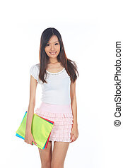 Asian Student