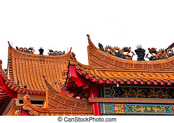 Asian temple architecture