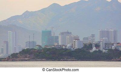 Asian Vacation Resort Nha Trang Vietnam HD Panoramic