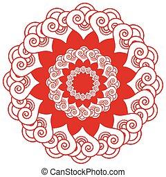 Asian wedding makeup henna tattoo decoration inspired...