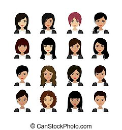 Asian Woman avatar