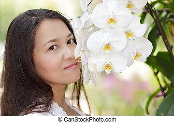 asian woman purity