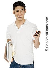 asiatico, studente