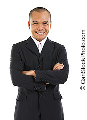 asiatico sud-est, uomo affari