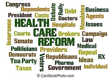 asistencia médica, reform