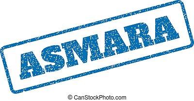 Asmara Rubber Stamp