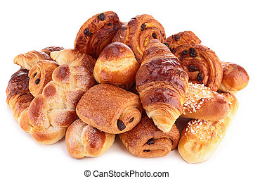asortyment, pastries