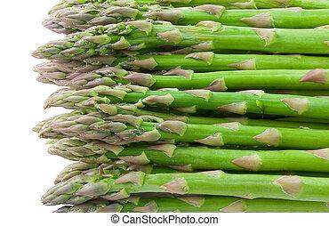 Asparagus background