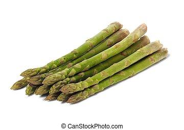 asperge, vert