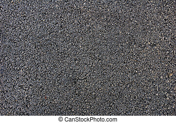asphalt texture - fresh made asphalt bitumen tar texture