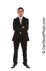 Aspiring businessman
