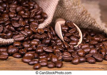 assado, café