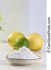assando, bicarbonate, lar, sódio, usos, soda, medicinal