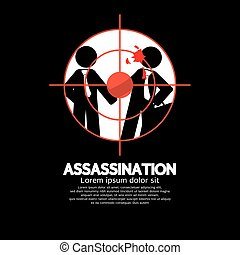 Assassination With Sniper. - Assassination Looking Through A...