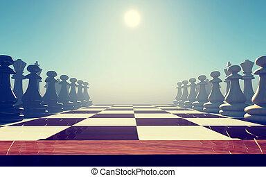 asse, scacchi